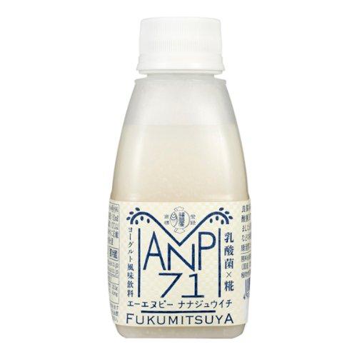 福光屋 植物性乳酸菌ドリンク ANP71 150mL 12本セット【要冷蔵】