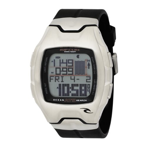 Rip Curl Men's A1026-WHI Rincon Oceansearch White Polyurethane Tide Watch
