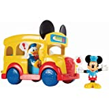 Fisher-Price Disney Mickey Mouse Clubhouse Slidin' School Bus