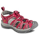 Keen Whisper Ladies Walking Sandals Barberry/Grey 7 UK UK