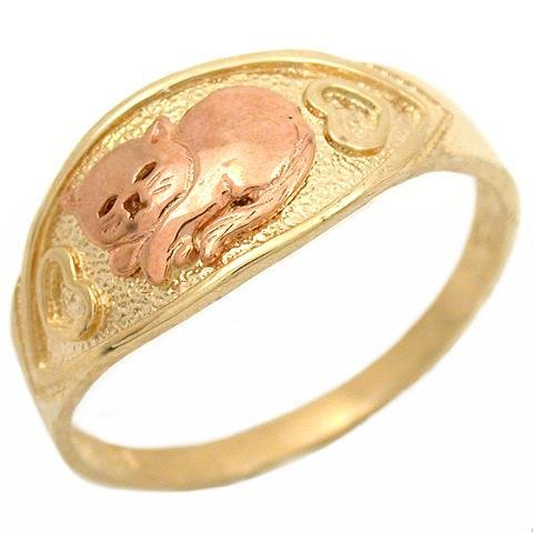 Cat Rings Given Their Small Size And Shape It Is Not Easy