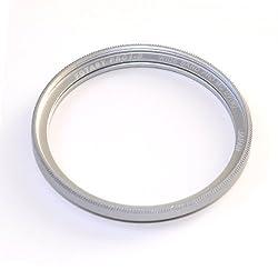Fotasy Pro 40mm MRC Multi-Resistant Coating Super Slim MC UV HD Filter for FUJIFILM X10 and X20 (Silver)