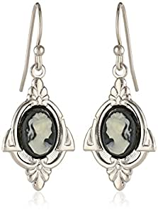 Buy 1928 jewelry embellish vintage inspired cameo drop for Selling jewelry on amazon
