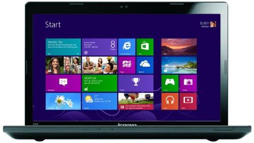 Lenovo Ideapad Z580 15.6 inch laptop - Gunmetal (Intel Core i7 3520M 2.9GHz, 8Gb RAM, 1Tb HDD, Blu-ray, Nvidia Graphics, Windows 8)