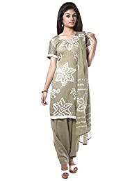 NITARA Women's Cotton Stitched Salwar Suit Sets - B01AJK4ZOM