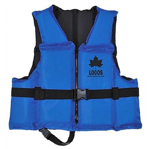 LOGOS(ロゴス) フローティングベスト大人用ブルー 66811170