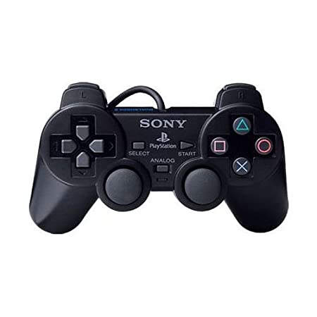 Playstation 2 Dual shock controller Black