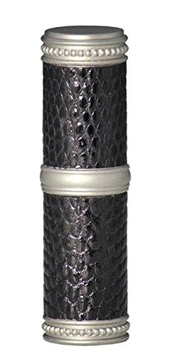 手作りブラスアトマイザー リザード本革手巻きブラスリザード95203MSBK 4ml