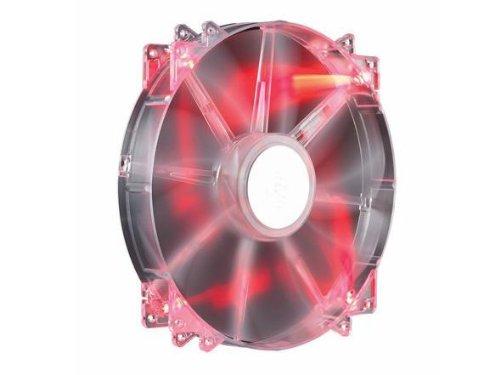 Cooler Master Megaflow 200 - Sleeve Bearing 200Mm Red Led Silent Fan For Computer Cases front-175380