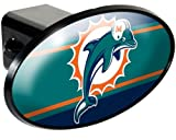 NFL Miami Dolphins Trailer Hitch Cover at Amazon.com