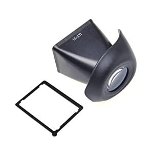 BestDealUSA LCD-V1 2.8x Magnification LCD Viewfinder for Canon EOS 5D 5D Mark II 7D 500D
