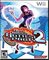 Dance Dance Revolution Hottest Party 2, Software Only, Nintendo Wii.