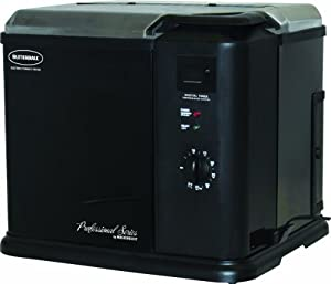 Masterbuilt 20010611 Butterball Professional Series Indoor Electric Turkey Fryer, Black (Discontinued by Manufacturer)