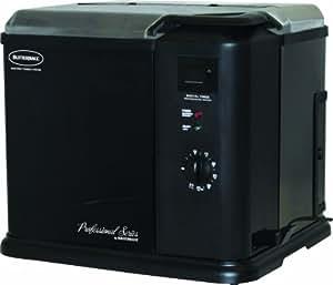 Masterbuilt 20010611 Butterball Professional Series Indoor Electric Turkey Fryer, Black  (Older Model) (Discontinued by Manufacturer)