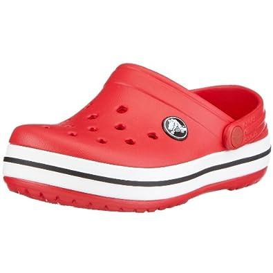85ab5642f9ba Crocs Crocband Clog (Toddler Little Kid)