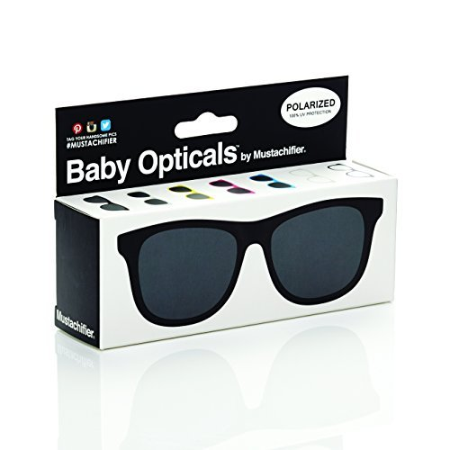 Mustachifier Polarized Baby Sunglasses