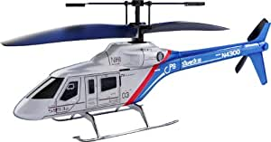Silverlit Z-Bruce 4-Channel Remote Control Gyro Helicopter (One Style and Frequency Only)