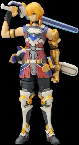 Star Ocean 4 -The Last Hope- Trading Arts Figure Case the last best hope of earth – abraham lincoln