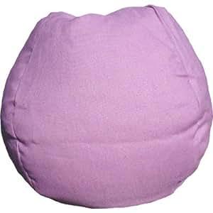 bean bag chair color lavender home kitchen. Black Bedroom Furniture Sets. Home Design Ideas