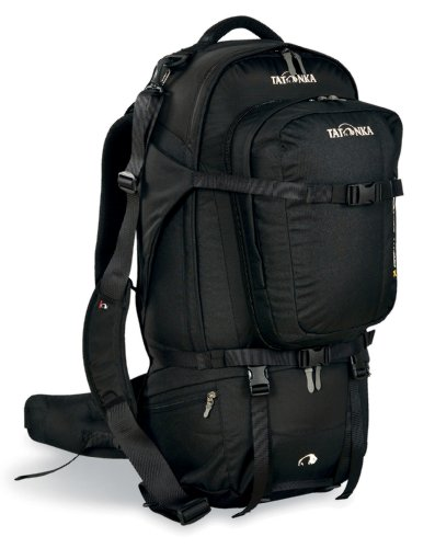 Tatonka Great Escape 60 Litre Travel Rucksack Black