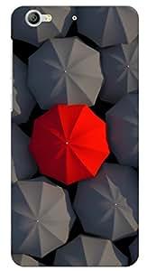 Kizil TM Premium Matte Finish Polycarbonate Designer Printed Hard Shell Back Cover for Letv Le 1s
