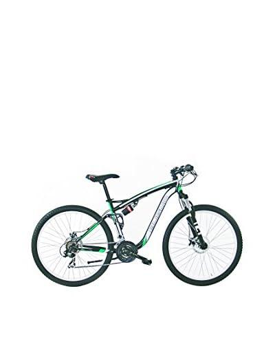Bugno Bicicleta Full Suspensión Negro / Blanco