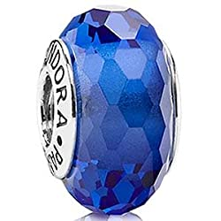 Pandora 791067 Fascinating Blue Charm
