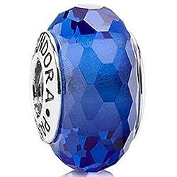 Pandora 791067 Fascinating Blue Charm