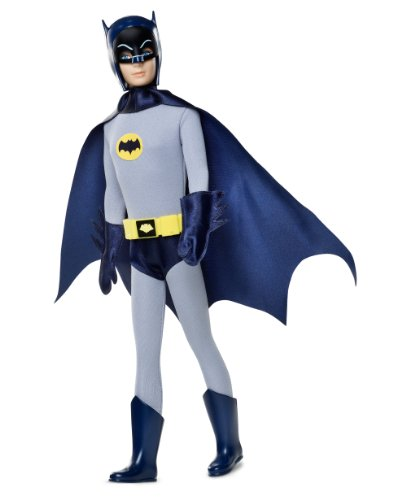 Barbie Collector Classic Batman Ken Doll