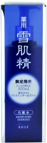 [限定サイズ]コーセー 薬用雪肌精 化粧水(医薬部外品) 500ml