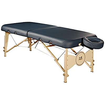 "MT Massage 30"" Inches Midas -Plus Massage Table Package, Ultra Luxurious for Maximum Comfort"