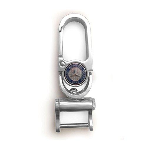 YIKAKA Car Key Chain Key Ring Business Gift for Men
