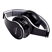 buy New Beyution@ Black Color Smart Stereo Hi-Fi Wireless Bluetooth Headphone---For All Tablet Mid, Smart Cell Phone And All Bluetooth Device---With Retail Package, Best Gift!