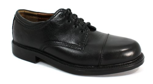 Dockers Men's Gordon Cap Toe Oxford,Black,9.5 M US (Dockers Shoes Black compare prices)