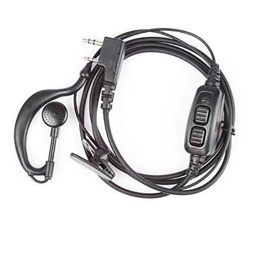 buwicor-dual-ptt-ear-hook-ear-cup-hook-earphone-earpiece-headset-for-baofeng-two-way-radio-walkie-ta