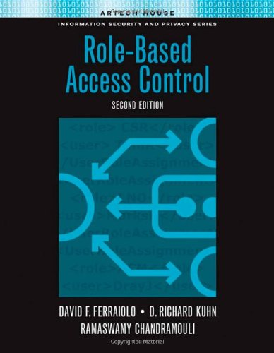 Role-Based Access Control, Second Edition