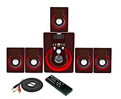 Vsure Vht-5009bt Bluetooth Home Theatre System