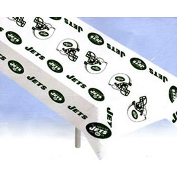 New York Jets Plastic Table Cover at Amazon.com