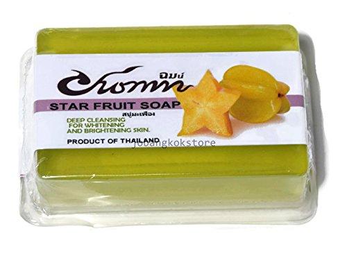 1 Pc X Star Fruit Soap By Chom - 1