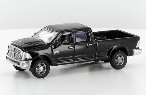 ERTL Toys 2012 Dodge Ram 2500 Pickup in Black Collect N Play Series - 1
