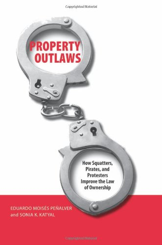 Property Outlaws: How Squatters, Pirates, and Protesters Improve the Law of Ownership (Property Law Rules compare prices)