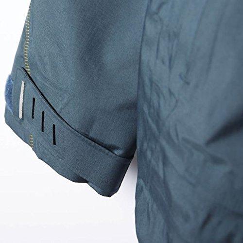 adidas Damen Regenjacke W GTX Active, Blau, 46, A98245 -