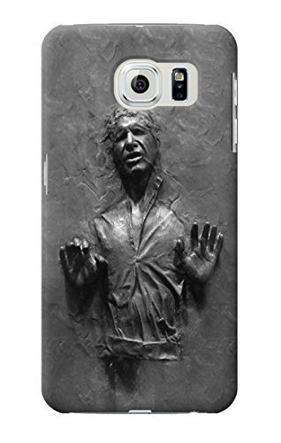 R2633 Han Solo Frozen in Carbonite Case Cover For Samsung Galaxy S6