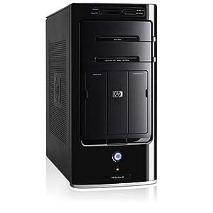 HP Pavilion Media Center M8000N Desktop PC (AMD Athlon 64 X2 Processor 5200 Plus, 2 GB RAM, 500 GB Hard Drive, SuperMulti DVD Drive, Vista Premium)