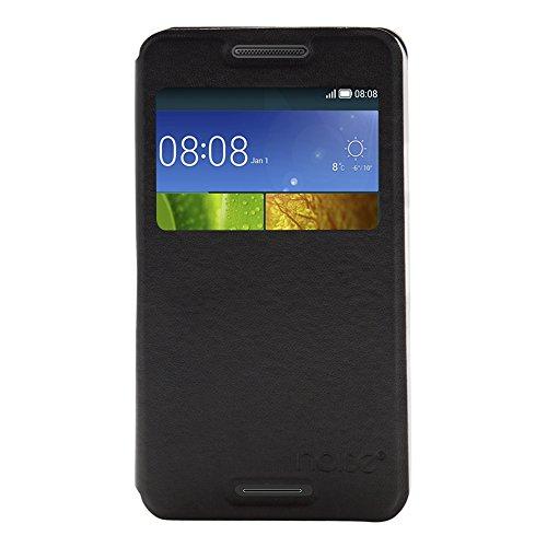 Noise Motorola Moto G 3rd Gen, Moto G Turbo Edition Flip Cover - Black