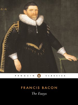 The Essays (Penguin Classics)