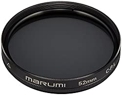 MARUMI CIRCULAR POLARIZER FILTER 52MM