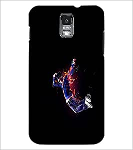 PrintDhaba Dancing Boy D-2135 Back Case Cover for SAMSUNG GALAXY S5 (Multi-Coloured)