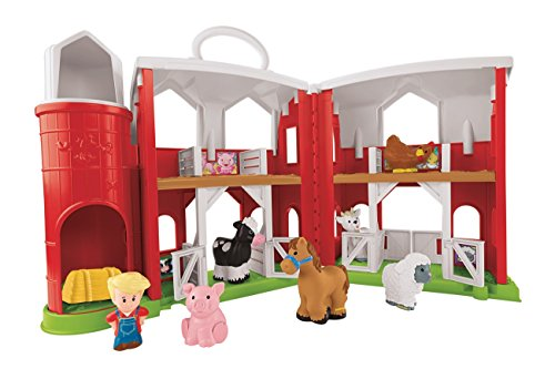 Fisher Price Little People Animal Friends Farm Review