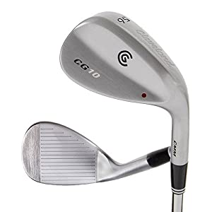 New Cleveland CG10 Satin Chrome Wedge 58* (3 Dot) Steel RH